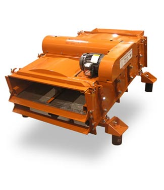 Universal Vibrating screener separator