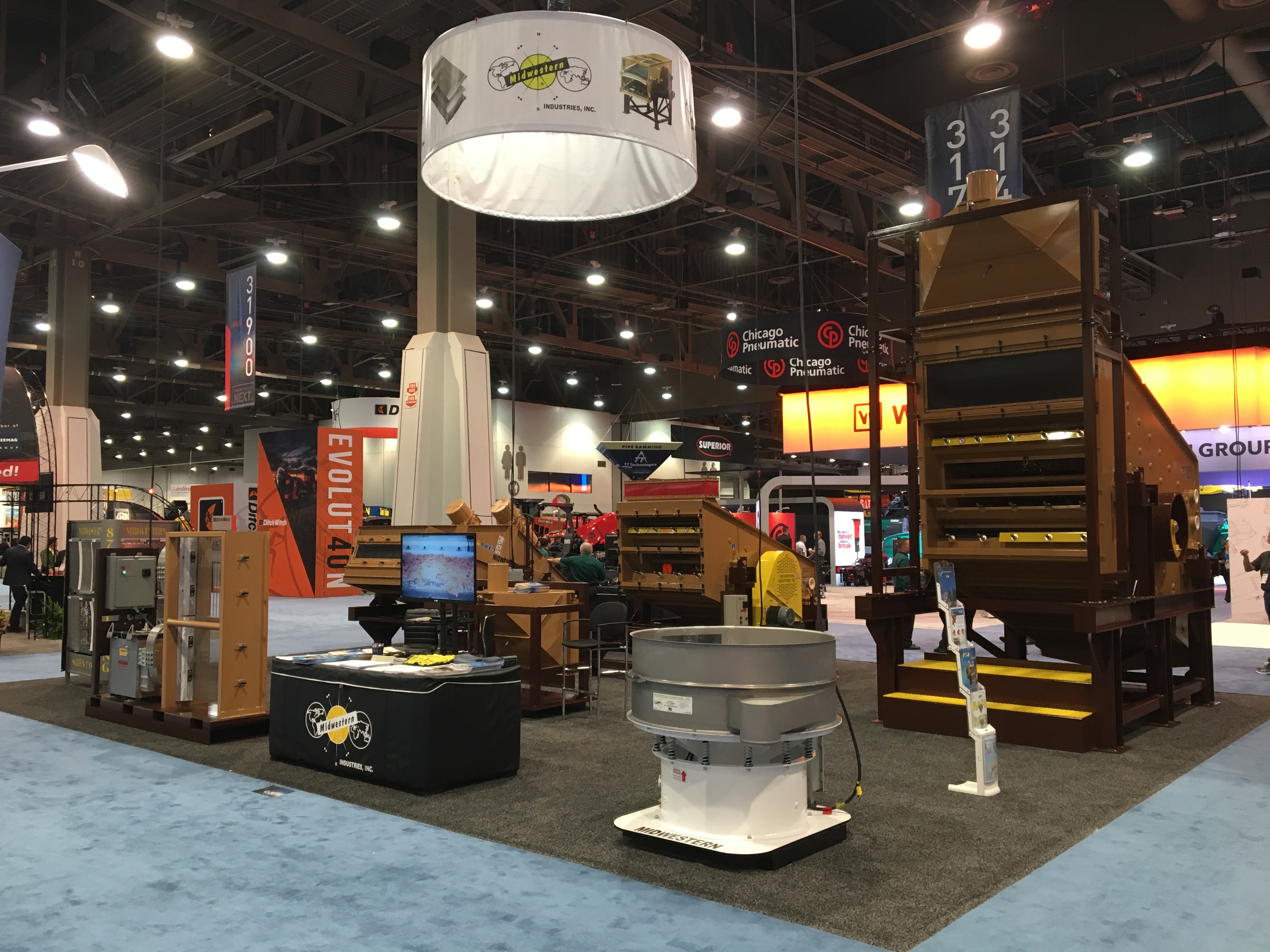News, Trade Shows and Events - Midwestern Industries, Inc