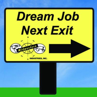 Dream Job Sign Sky 7-26-17